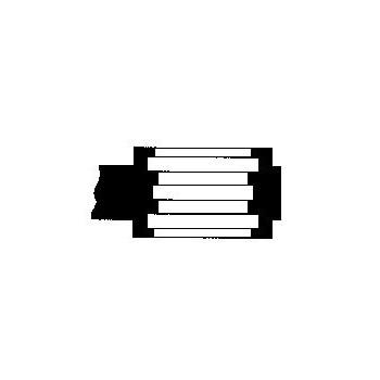 GANASCIA VARIO-PRESS TIPO U DN18 ROT015313X