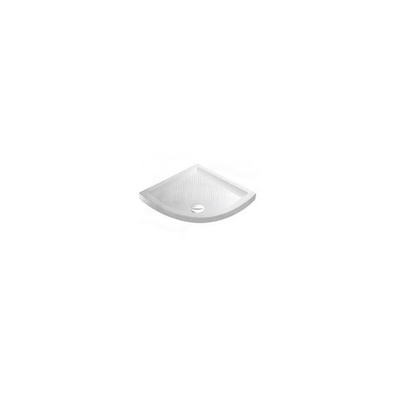 Kyreo piatto doccia 1/4 c. (90x90x8). Bianco KLRN107K-00
