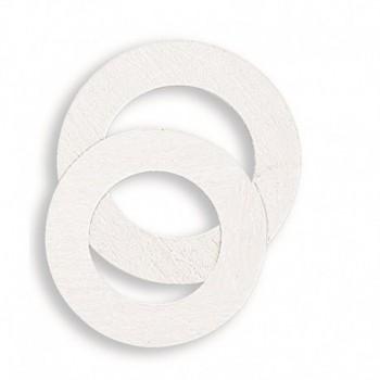 Guarnizioni CIRC. senza amianto per flange PN10/16 DN20x3 102701AV20