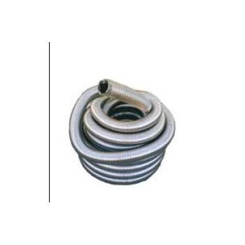 242 NEWFLEX TUBO FLESSIBILE ø80 INOX IN ROTOLO (vendibile a metro) 242NEWFLEX080 - Inox a parete semplice