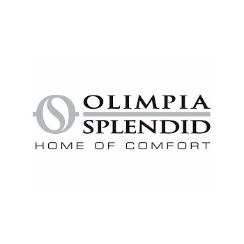 Olimpia splendid kit cromia unico twin wall perlato b0365 B0365