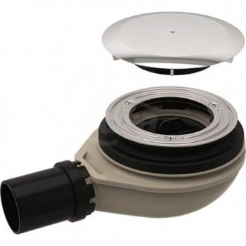 Sifone per piatto doccia ø90 CI30 con tappo GEB150.583.21.1