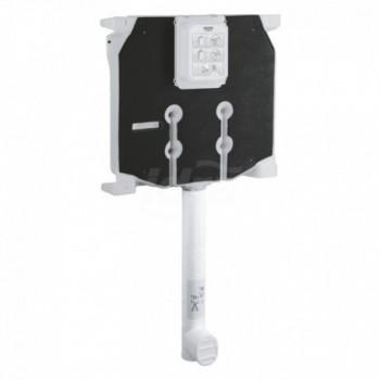 Cassetta di sciacquo per WC spessore 80 mm 38863000