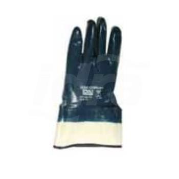 Paia di guanti in tessuto ricoperto in nitrile  antisdrucciolo e antitaglio certificati CE BNS1552.200