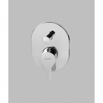 Base NEW Miscelatore rubinetto monocomando incasso vasca / doccia CR A4559AA - Gruppi per vasche