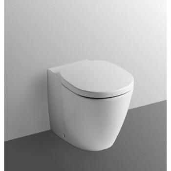 CONNECT wc scarico S con sedile CHIUS.a chiusura rallentata bianco europa E716801