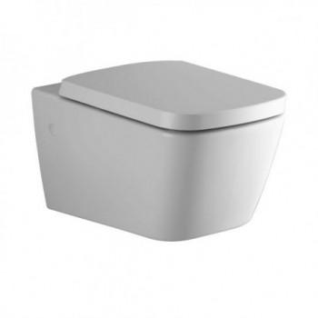MIA wc sospeso con sedile 55x36 bianco IDSJ437400