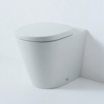 TONIC wc BTW scarico universale +SED. a chiusura rallentata bianco europa IDSK313261