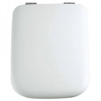 CONCA sedile X wc UREA bianco europa con cerniere CR IDST637801