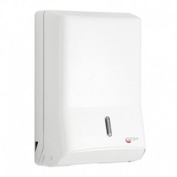 Gedy Porta Salviette Distributore Salviette Bianco Abs 40x28x14 Cm GED000024270200000
