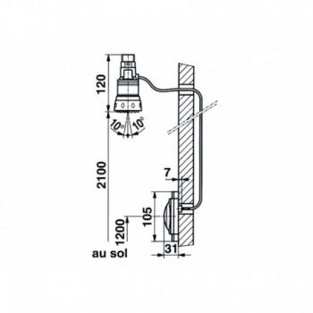PRESTO DL300 S® con sistema antibloccaggio, PRE27112