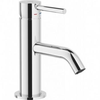 """Acquerelli Miscelatore rubinetto monocomando lavabo ø1.1/4"""" CR AQ93118/1CR - Per lavabi"""