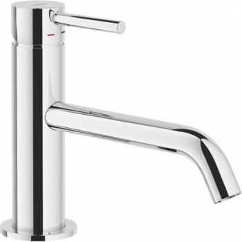 Acquerelli Miscelatore rubinetto monocomando lavabo BOCCA LUNGA CR AQ93118/20CR - Per lavabi