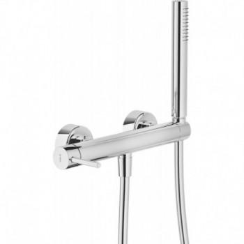 Acquerelli Miscelatore rubinetto monocomando esterno doccia+DUPLEX CR AQ93130/1CR