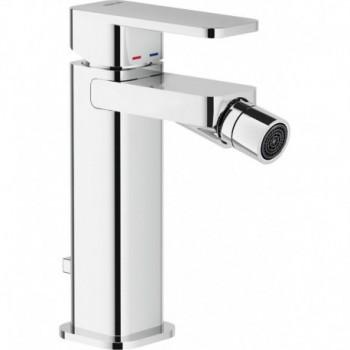 "LOOP Miscelatore rubinetto monocomando bidet orientabile ø1.1/4"" CR LP90119/1CR - Per bidet"