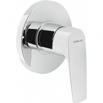 NOBI Miscelatore rubinetto monocomando incasso doccia CR NB84108CR