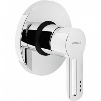 NEW ROAD Miscelatore rubinetto monocomando incasso doccia CR RD00108CR