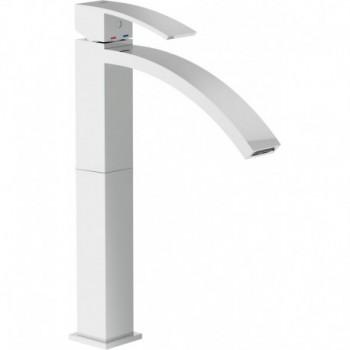 RAY Miscelatore rubinetto monocomando lavabo BACINELLA H.304mm CR RY00128/2CR - Per lavabi