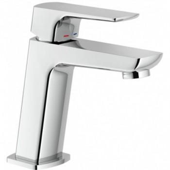 """ACQUAVIVA Miscelatore rubinetto monocomando lavabo ø1.1/4"""" PUSH CR VV103118/2CR"""