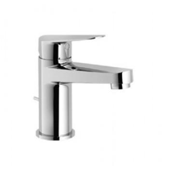 """BLUES Miscelatore rubinetto monocomando lavabo ECO ø1""""1/4 CR BSE101118/1CR"""
