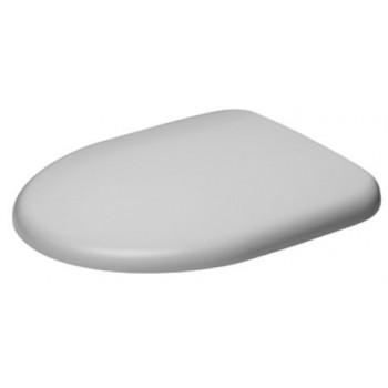 Duravit Architec sedile con coperchio rimovibile con chiusura rallentata, bianco 0069690000 - Sedili per WC