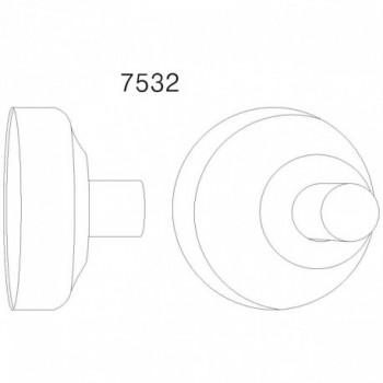 ROSONE FILETTATO BOTTONE CR PUCC7532 - Accessori