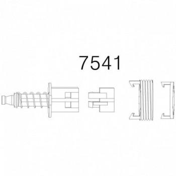 SERIE PULSANTE PROL. 3cm TIRPUCC7541