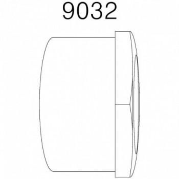 BOCCOLE CROMATE PULSANTE PUCCI TIRPUCC9032