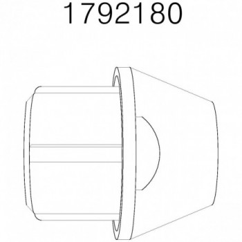 GHIERA PLACCA STIR-BLITZ ORIGINALE S1792180 - Accessori