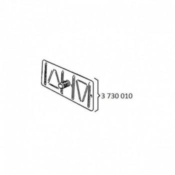PLACCA INTERNA DORA COMPLETA TIRF3730010