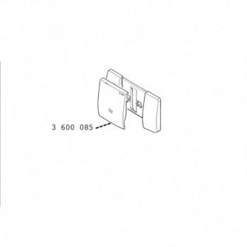 PULSANTE BIANCO AQUASTOP F3600085