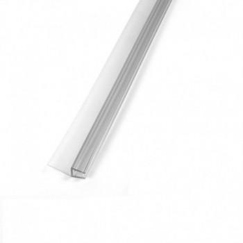 PROFILI P/BATTUTA PORTA BOX CRISTALLO mm.6 - 8 TIR777308PT6