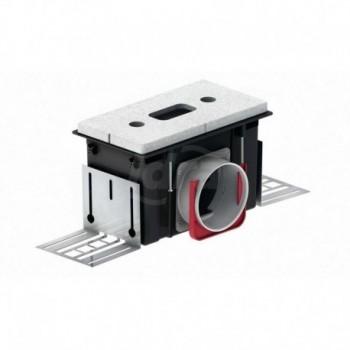 BOCCHETTA CLD-K 75 - DIM. 224 X 118 X 85 MM CONNESSIONE SUL 990320811 - Ventilazione