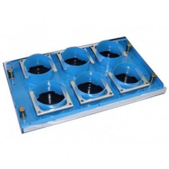 PIASTRA COLLEGAMENTO COMFOTUBE 6x90 990326728 - Ventilazione