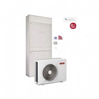 Ariston GENUS ONE HYBRID FLEX IN NET 25/4 Sistema ibrido a incasso composto da pompa di calore integrata con caldaia a condensazione ARS3301476