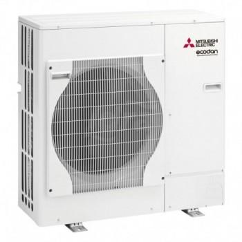 Climatizzatore condizionatore PUHZ-SW75VHAR5 unità esterna ARIA/ACQUA ECODAN 1x230V (SOLO UNITA' ESTERNA) 302051 - Condiziona...