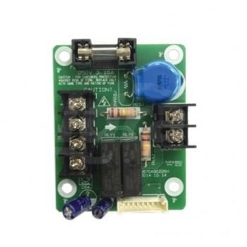 Dry contact per unita` interna, 1 punto di contatto. Alimentazione 220-240 V monofase 50 Hz. LGEPDRYCB000