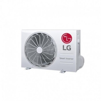 LG Climatizzatore Smart Inverter Libero Plus Wi-Fi Classe energetica A++ / A+ (SOLO UNITA' ESTERNA) PM09SP.UA3 - Condizionato...