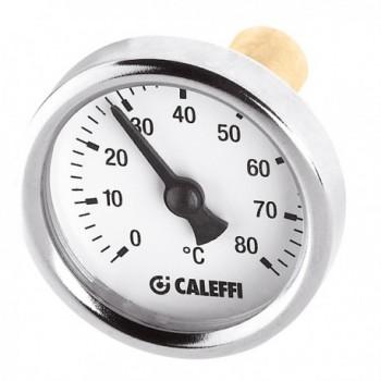 """688 TERMOM. C/POZZ. ø1/4"""" SCALA 0-80°C ø40mm"" CAL688002"