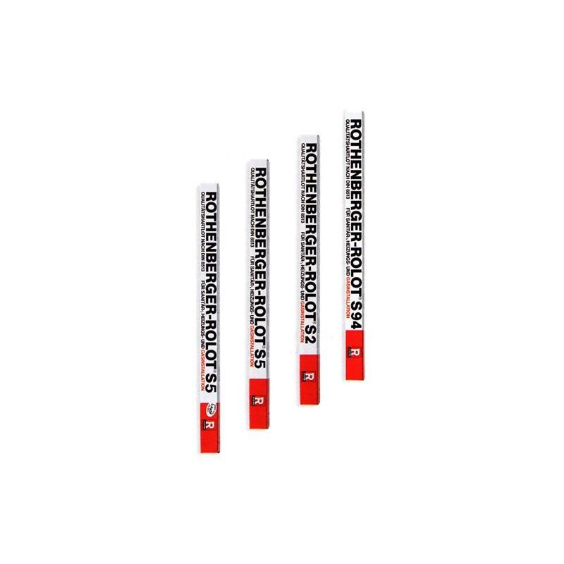 ROLOT S2 LEGA CP105 2x2mm DA 1kg ROT40202