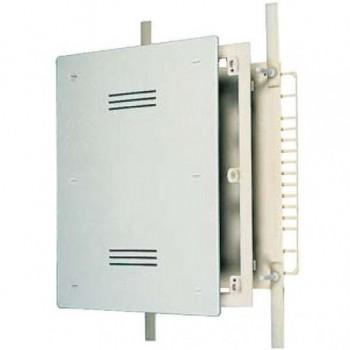 CASSETTA PLASTICA C/FONDO 25x50cm X COLL. 00865000 - Collettori di distribuzione