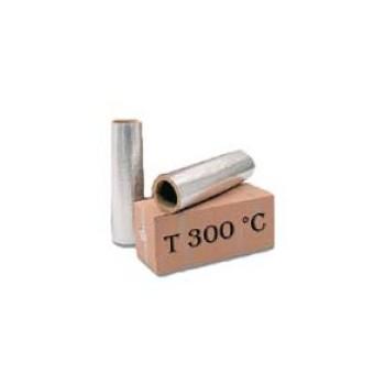 CLAM+ALU COPPELLA ISOL. LANA DI ROCCIA ø300mm TMCCLAM+ALU300