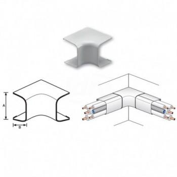 ANGOLO INTERNO 90° PVC RAL9010 35x30mm NIC9810-112-08