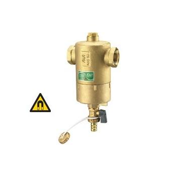 """2206 - Defangatore per impianti termici completo di magneti e coibentazione ø3/4"""" FF 2206 34 - Apparecchiature sfogo aria"""