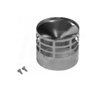 Terminale scarichi separati D.80mm KHG 71401041 per caldaie a condensazione Baxi BAXKHG71401041