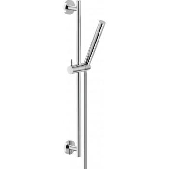Asta doccia saliscendi completa L.610mm cromata NOBAD140/37CR
