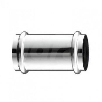 Canotto telescopico doppio in ottone cromato ø26 PIA007602660CR