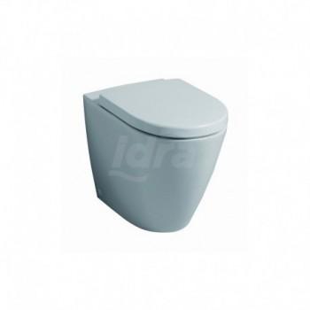 Vaso wc Fast Rimfree Vaso a cacciata senza brida con scarico traslato POG78337000