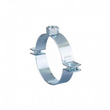 """2000 ø125 x pe/pvc Collare """"OPEN-CLOSED"""" con attacco 1/2"""" per tubo polietilene 2000Z01250000 - Collari/Staffe/Mensole"""