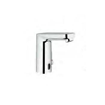 Eurosmart Cosmopolitan E - Miscelatore rubinetto elettronico per lavabo con comando ad infrarossi 36325001